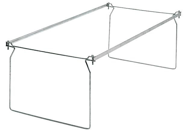 Office Depot® Brand Hanging File Frames, Letter Size, Pack Of 2