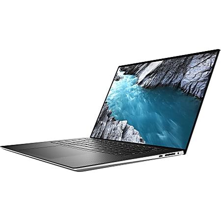 "Dell XPS 15 9500 15.6"" Notebook  Plus - 1920 x 1200 - Intel Core i7 i7-10750H Hexa-core - 16 GB RAM - 512 GB SSD - Platinum Silver, Carbon Fiber Black - Windows 10 Pro - NVIDIA GeForce GTX 1650 Ti with 4 GB - 24 Hour Battery"