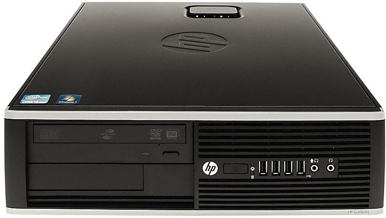 HP Compaq 8200 Elite Refurbished Desktop PC, Intel® Core™ i3, 8GB Memory, 1TB Hard Drive, Windows® 10, 8200.I3.8.1TB.U
