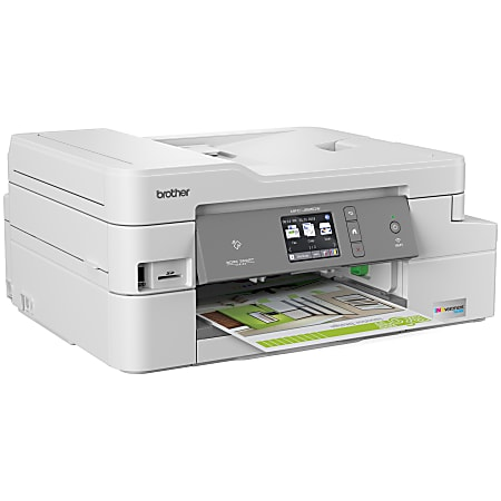 Brother® INKvestment Tank MFC-J995DW Wireless Color Inkjet All-In-One Printer