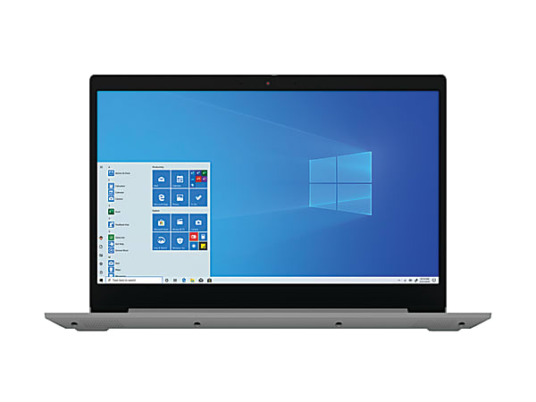 """Lenovo® IdeaPad 3 Laptop, 15.6"""" Touch Screen, Intel® Core™ i7, 8GB Memory, 256GB Solid State Drive, Windows® 10, 81WE0146US"""