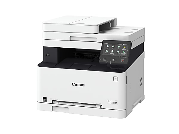 Canon® imageCLASS® MF634Cdw Wireless Color Laser All-In-One Printer