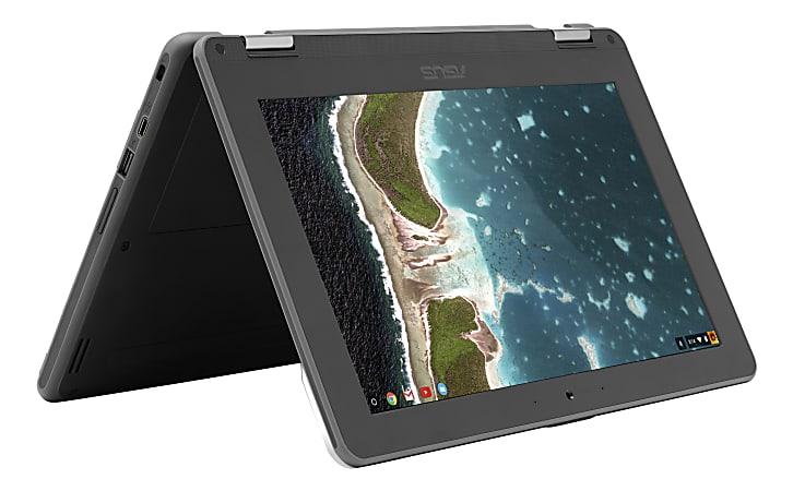 "Asus Chromebook Flip 2-in-1 Laptop, 11.6"" Touch Screen, Intel® Celeron®, 4GB Memory, 32GB Flash, Google™ Chrome"