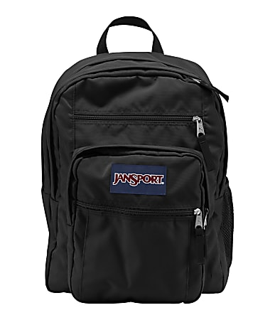 JanSport® Big Student Laptop Backpack, Black