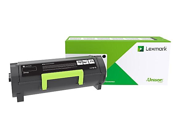 Lexmark™ 56F1U0E Corporate Black Toner Cartridge