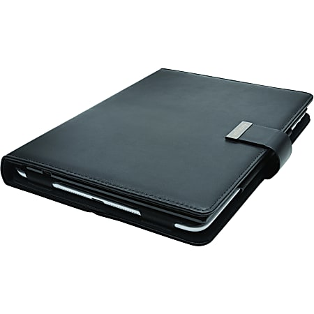 Kensington KeyFolio Pro - Keyboard and folio case - Bluetooth - US black case - for Apple iPad Air; iPad Air 2
