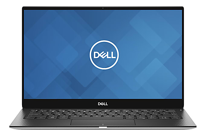 """Dell™ XPS 13 9380 Laptop, 13.3"""" Touch Screen, Intel® Core™ i5, 8GB Memory, 256GB Solid State Drive, Windows® 10, XPS9380-5653SLV-PUS"""