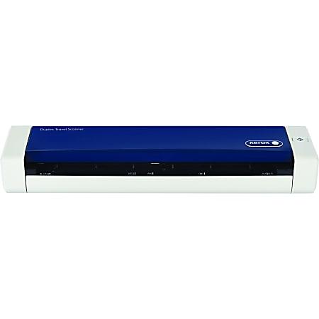 Xerox XTS-D Sheetfed Scanner - 600 dpi Optical - 24-bit Color - 8-bit Grayscale - Duplex Scanning - USB