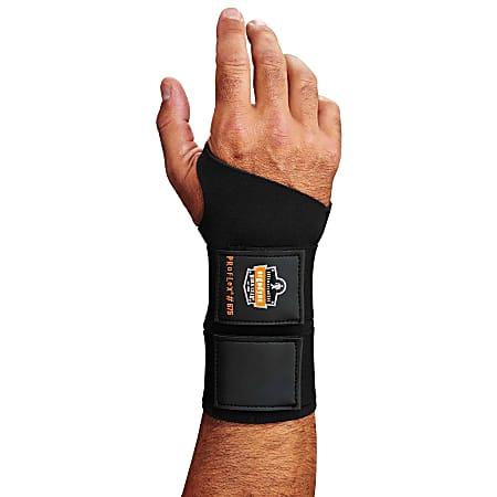 Ergodyne ProFlex® Support, 675 Wrist, X-Large, Black