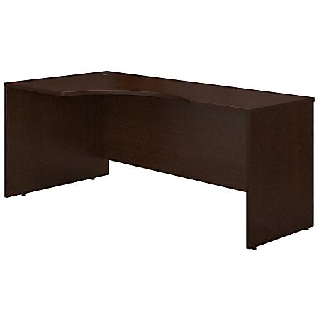 """Bush Business Furniture Components Corner Desk Left Handed 72""""W, Mocha Cherry, Standard Delivery"""