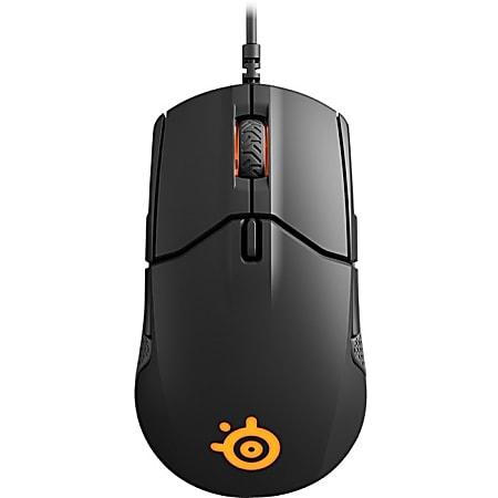 SteelSeries Sensei 310 Symmetrical Mouse, Black