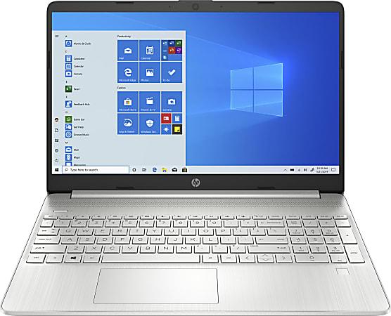 "HP 15-ef1050nr Laptop, 15.6"", AMD Ryzen 3, 8GB Memory, 256GB Solid State Drive, Windows® 10, 2W7N9UA#ABA"