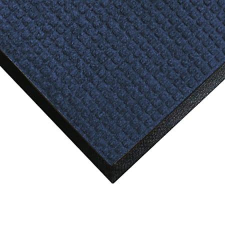 M+A Matting WaterHog Classic Floor Mat, 2' x 3', Navy