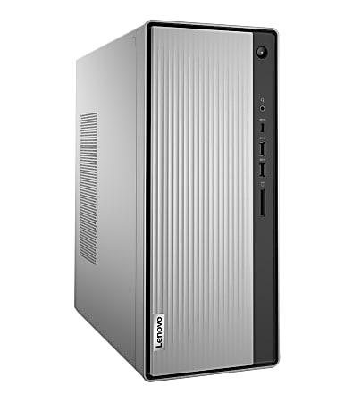 Lenovo™ IdeaCentre 5 14IMB05 Desktop PC, Intel® Core™ i7, 16GB Memory, 512GB Solid State Drive, Windows® 10, 90NA007DUS