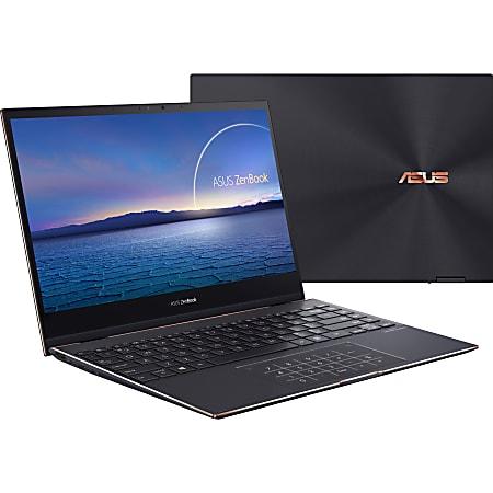 "Asus ZenBook Flip S UX371 UX371EA-XH77T 13.3"" Touchscreen Notebook - 4K UHD - Intel Core i7 i7-1165G7 Quad-core 2.80 GHz - 16 GB RAM - 1 TB SSD - Windows 10 Pro - Intel Iris Xe Graphics"