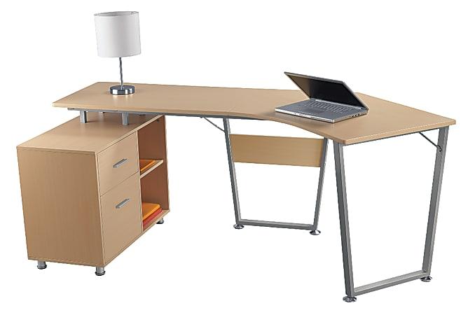 Office Depot, Dog Leg Desk