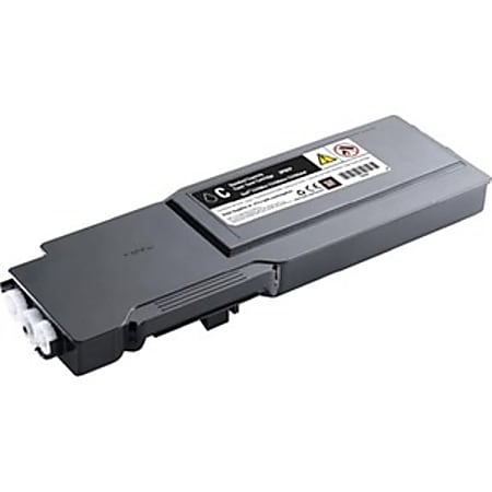 Dell Toner Cartridge - Laser - 3000 Pages - Cyan - 1 / Pack