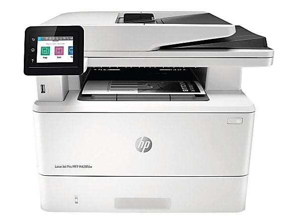 HP LaserJet Pro MFP M428fdw Wireless Laser All-In-One Monochrome Printer