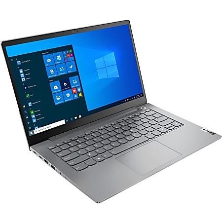 "Lenovo ThinkBook 14 G2 ARE 20VF0031US 14"" Notebook  - 1920 x 1080 - AMD Ryzen 3 4300U Quad-core 2.70 GHz - 8 GB RAM - 256 GB SSD - Mineral Gray - Windows 10 Pro - AMD Radeon Graphics"