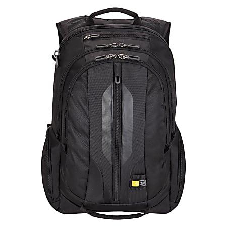 """Case Logic® 17.3"""" Laptop Backpack, Black"""