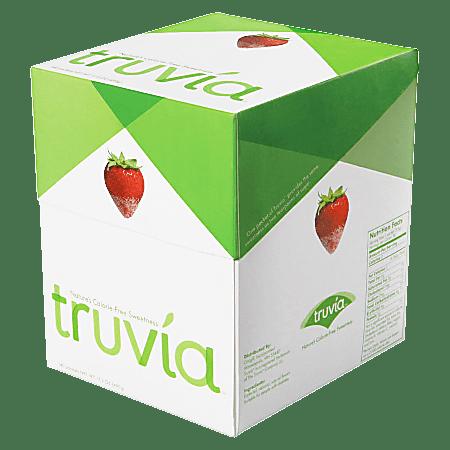 Truvia Natural Sweetener, Box Of 140 Packets