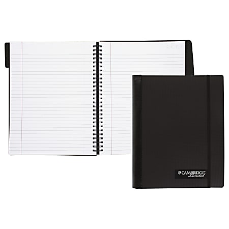 Mead Medium Business Notebook - Wire Bound - 1Each
