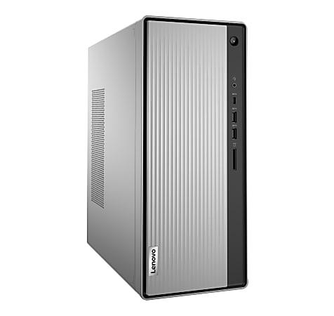 Lenovo™ IdeaCentre 5 14IMB05 Desktop PC, Intel® Core™ i5, 12GB Memory, 256GB Solid State Drive/1TB Hard Drive, Windows® 10, 90NA0082US