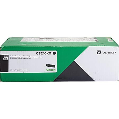 Lexmark Original Toner Cartridge - Black - Laser - 1500 Pages - 1 Each