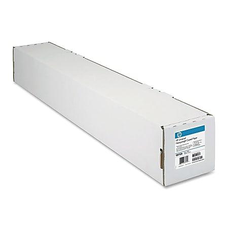 "HP Coated Paper Roll, 24"" x 150', 24 Lb"