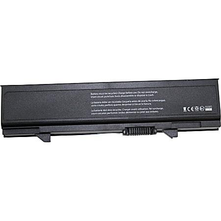 V7 Replacement Battery DELL LATITUDE E5400 OEM# 0KM752 312-0762 KM742 KM769 6 CELL - 5200mAh - Lithium Ion (Li-Ion) - 11.1V DC