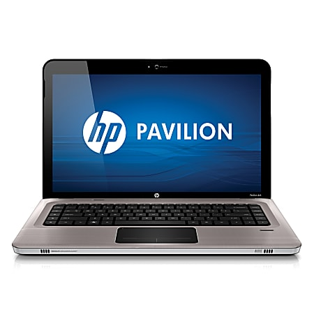 """HP Pavilion dv6-3216us Laptop Computer With 15.6"""" LED-Backlit Screen & Intel® Core™ i5-480M Processor With Turbo Boost Technology"""