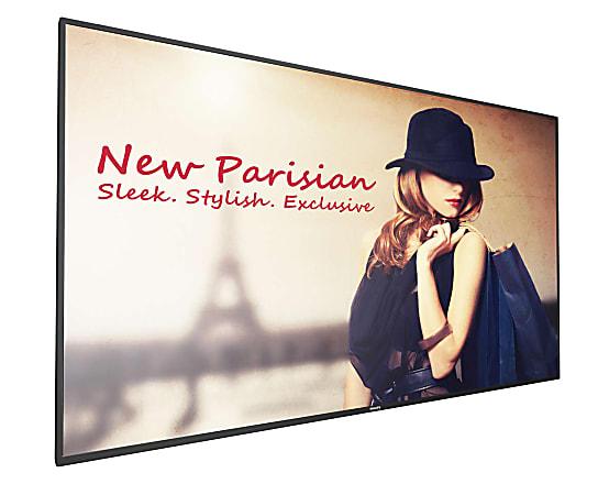 """Philips D-Line Full HD LED Commercial Signage Display, 49"""", VESA Mount, 49BDL4050D"""