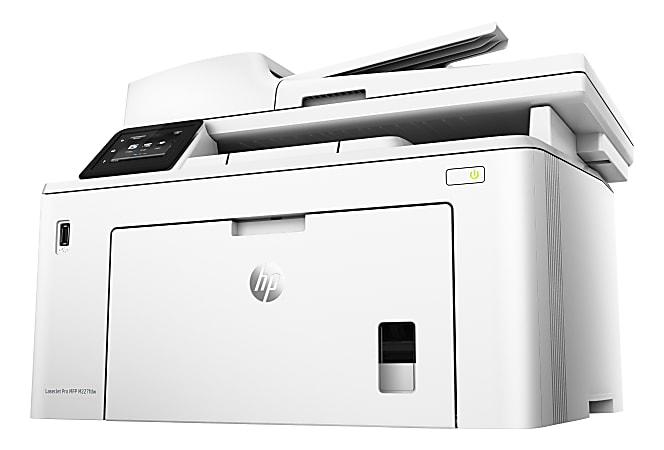 HP LaserJet Pro MFP M227fdw Wireless Laser All-In-One Monochrome Printer