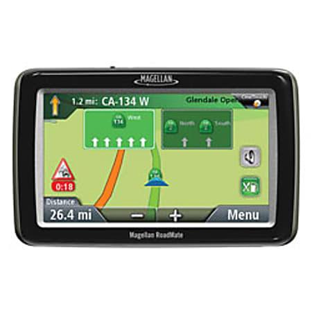 "Magellan® RoadMate™ 3045 4.7"" Touchscreen GPS Navigation System"