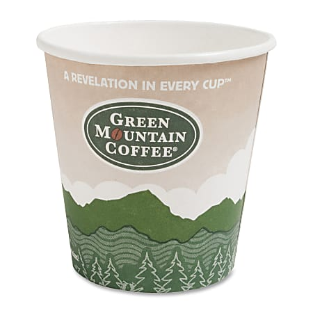 Green Mountain Coffee® T93766 Cups, 12 Oz., Pack Of 1000