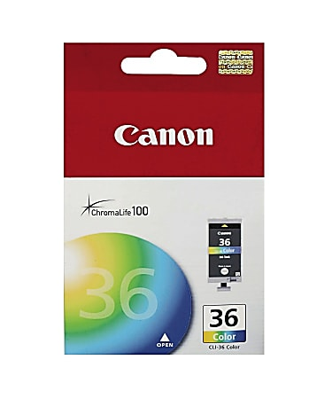 Canon CLI-36 Multicolor Ink Tank (1511B002)