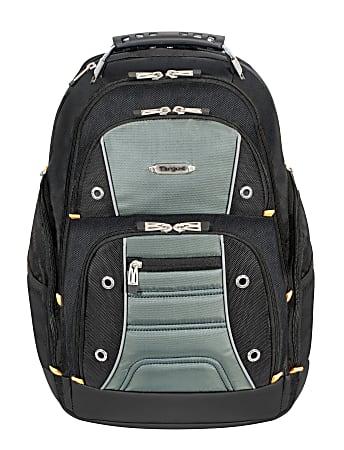 Targus® Drifter II Laptop Backpack, Black