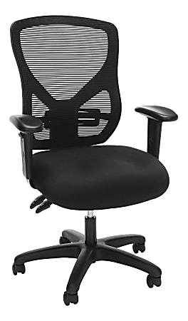 OFM Essentials Collection Ergonomic Mesh Task Chair, Black