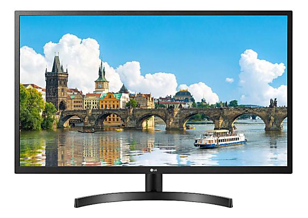 "LG 31.5"" FHD IPS Monitor, FreeSync, 32MN530NP-B"