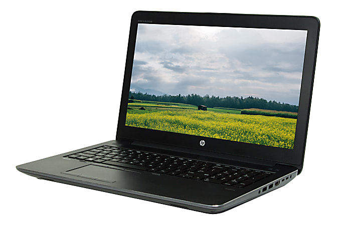 "HP ZBOOK 15 G3 Laptop, 15.6"" Screen, Intel® Core™ i7, 16GB Memory, 256GB Solid State Drive, Windows® 10 Pro"
