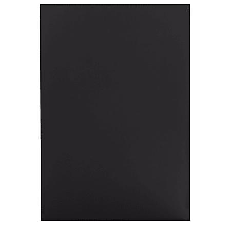 "Elmer's® Sturdy-Board Foam Boards, 20"" x 30"", Black/Black"