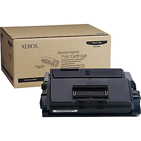 Xerox® 106R01371 High-Capacity Black Toner Cartridge