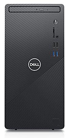 Dell™ Inspiron 3880 Desktop PC, Intel® Core™ i5, 8GB Memory, 1TB Hard Drive/256GB Solid State Drive, Windows® 10, I3880-5944BLK-PUS