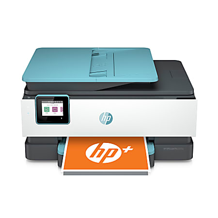 HP OfficeJet Pro 8035e All-in-One Wireless Color Printer (Oasis) With HP+