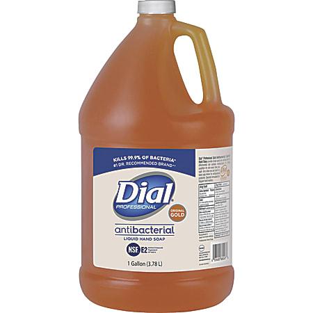 Dial Professional Original Gold Liquid Hand Soap Refill, 1 Gallon Bottle