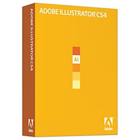 Adobe® Illustrator® CS4, Traditional Disc