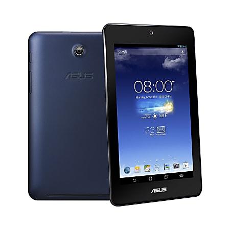 "ASUS® MeMO Pad HD 7 Tablet, 7"" Screen, 1GB Memory, 16GB Storage, Android 4.2, Blue"