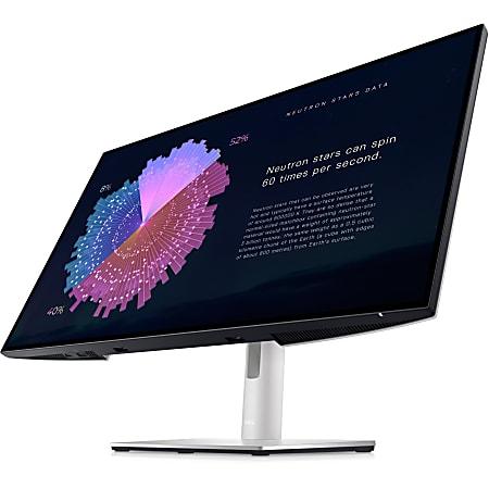 """Dell UltraSharp U2722DE 27"""" LCD Monitor - 27"""" Class - USB Hub"""