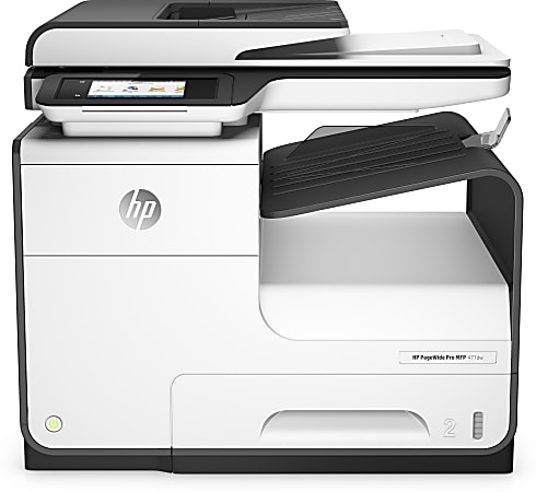 HP PageWide Pro 477dw Wireless Color Inkjet All-In-One Printer