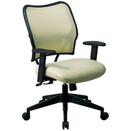 Office Star™ Deluxe Task Chair With VeraFlex™ Seat And Back, Kiwi/Black